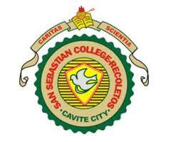 San Sebastian College - Recoletos de Cavite Logo