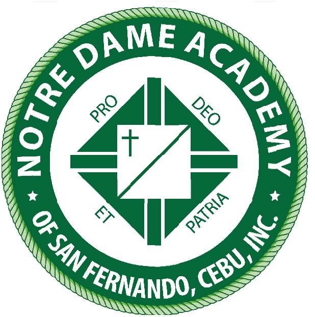 Notre Dame Academy of San Fernando Cebu, Inc. Logo