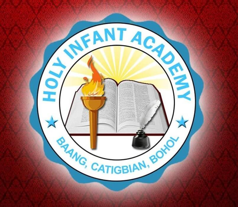 Holy Infant Academy-Catigbian Logo