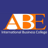 ABE International College of Business and Economics-Tacloban City Logo