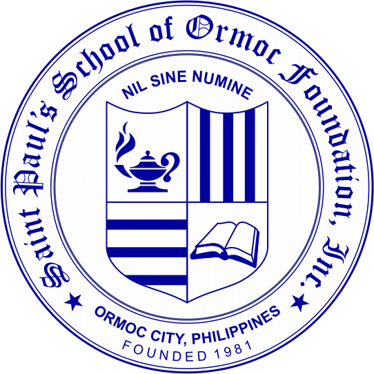 St. Paul's School of Ormoc Foundation, Inc. Logo