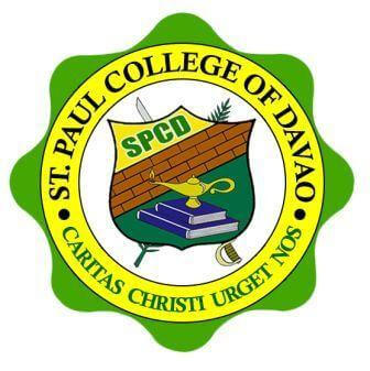 Saint Paul College of Davao, Inc. Logo