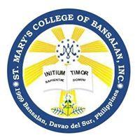 St marys college of bansalan