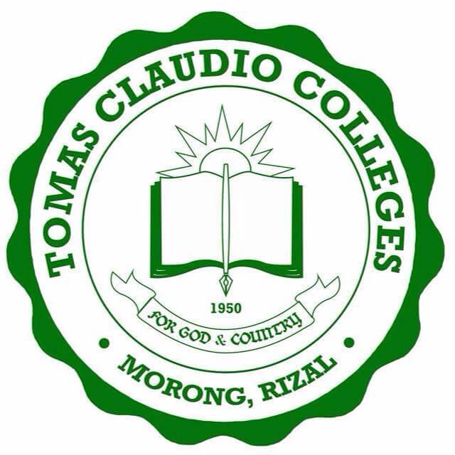 Tomas Claudio Colleges Logo