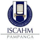 International School for Culinary Arts and Hotel Management - Pampanga Logo
