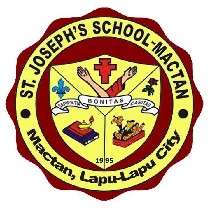 St. Joseph's School of Mactan Logo