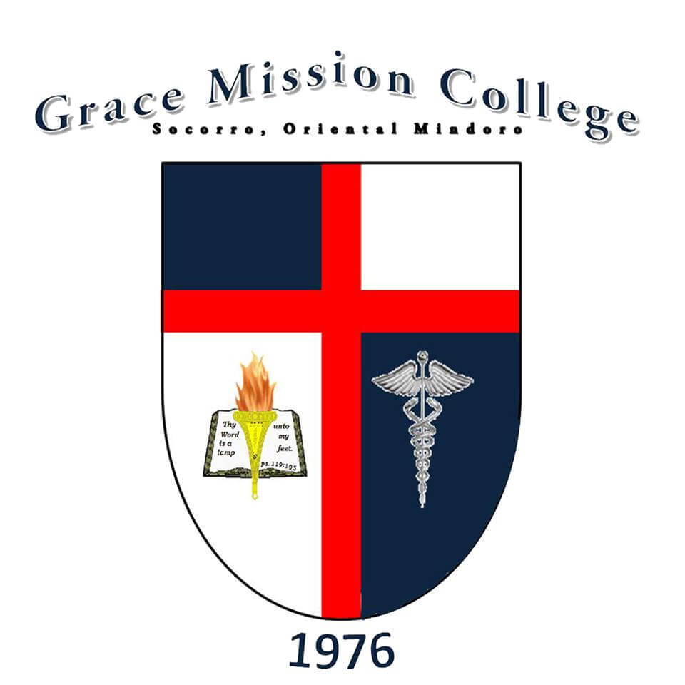 Grace mission college logo