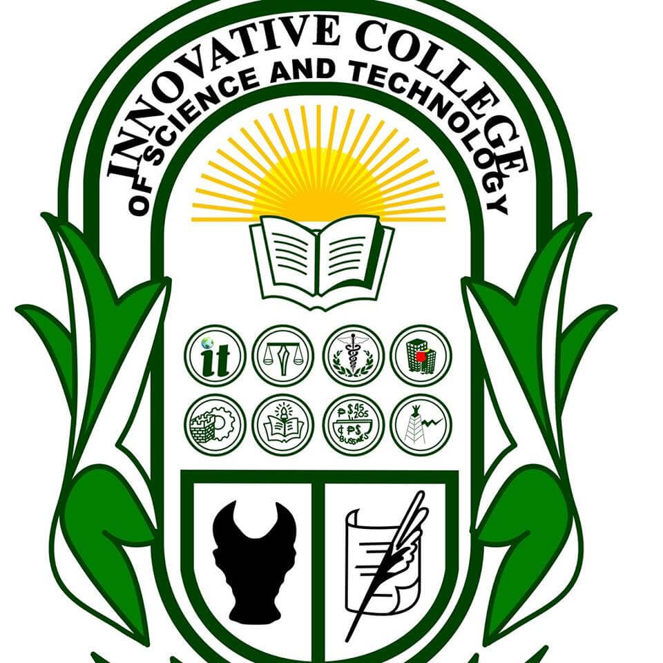 Innovative college of science and technology logo