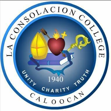 La consolacion college caloocan logo