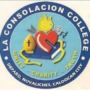 La Consolacion College - Novaliches Logo
