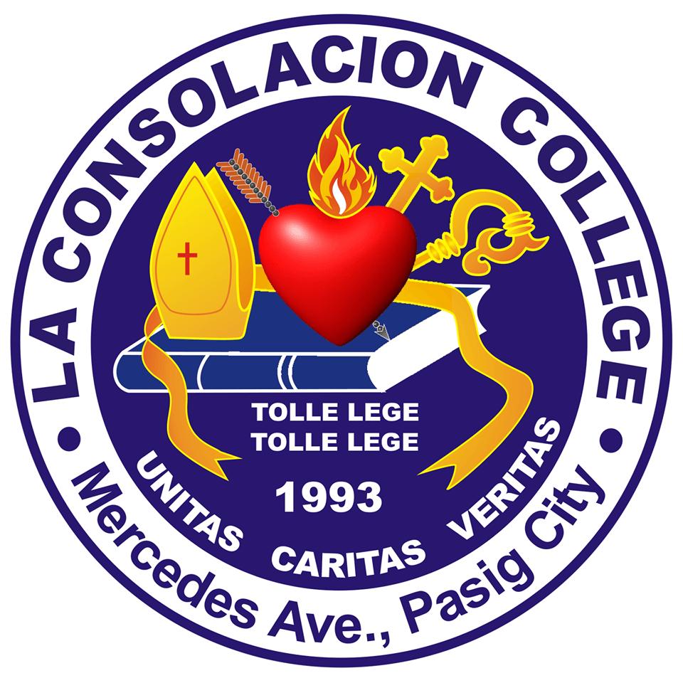La consolacion college pasig logo