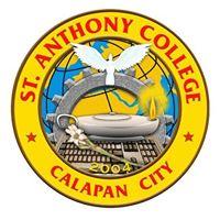 St. Anthony College Calapan City, Inc. Logo