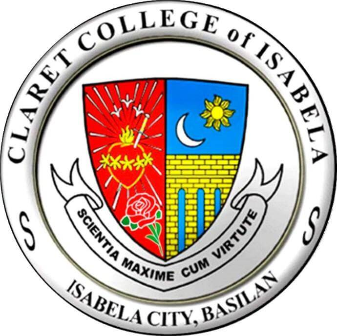 Claret College of Isabela Logo