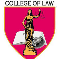 Lyceum of the Philippines University - College of Law Logo