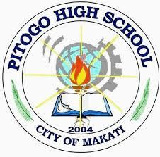 Pitogo High School Logo