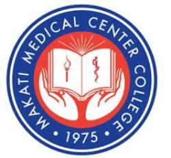 Makati Medical Center College of Nursing Logo