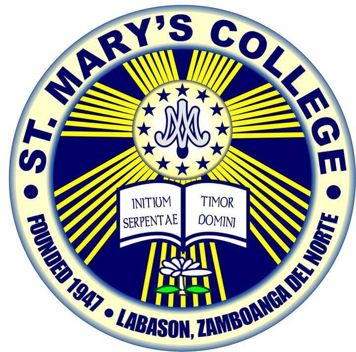 St. Mary's College of Labason Logo