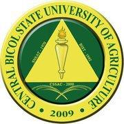 Central bicol state university of agriculture pili logo
