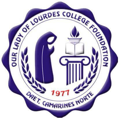 Our Lady of Lourdes College Foundation Logo