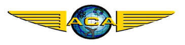 Asian College of Aeronautics, Inc. Logo