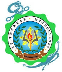 St. Therese MTC Colleges Tigbauan Site Logo