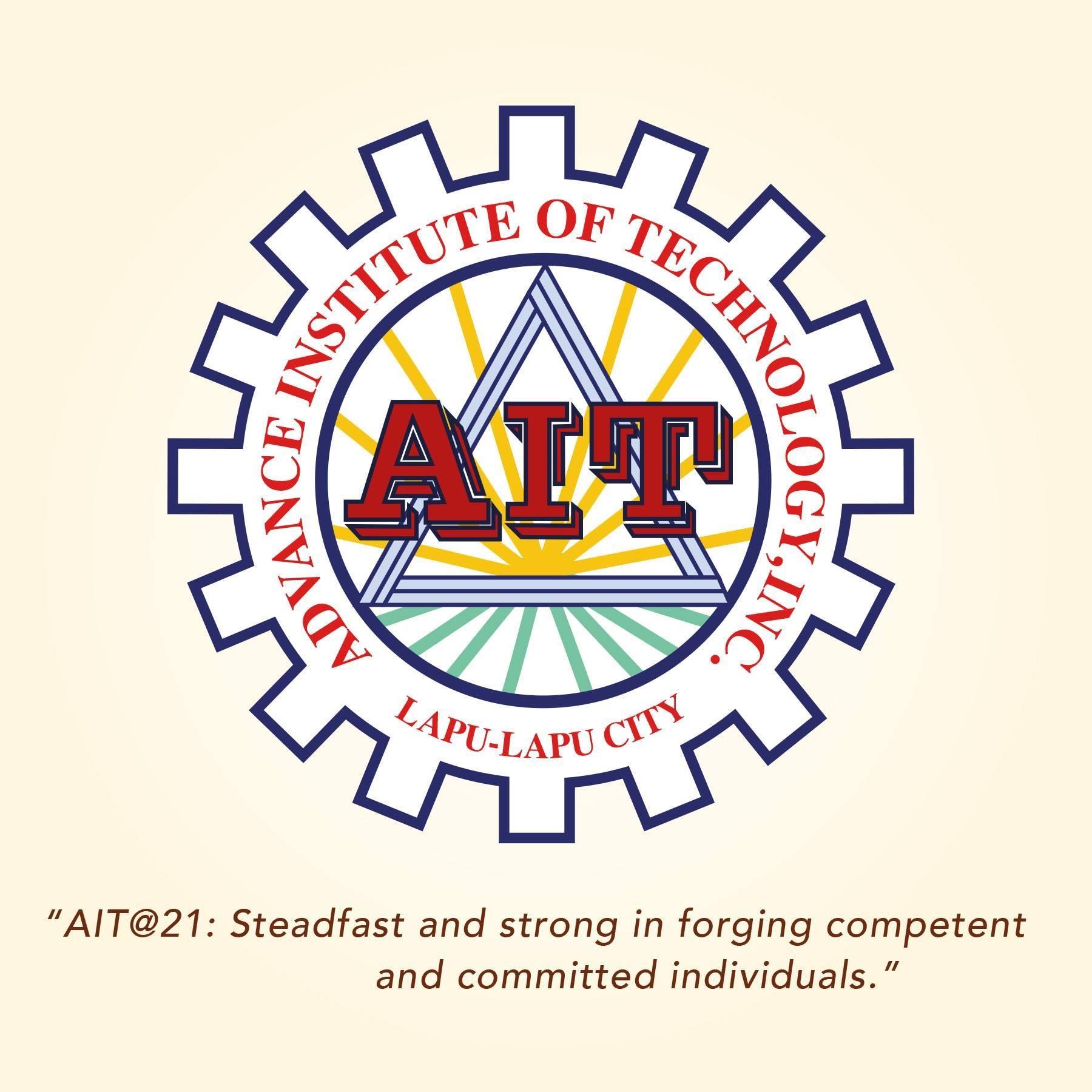 Advance Institute Of Technology Cebu Science Technology Engineering And Mathematics Strand Stem Edukasyon Ph