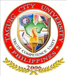 Taguig City University Logo