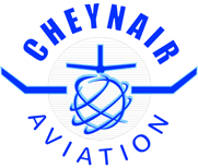 Cheynair Aviation Flying School Logo