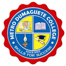 Metro Dumaguete College Logo