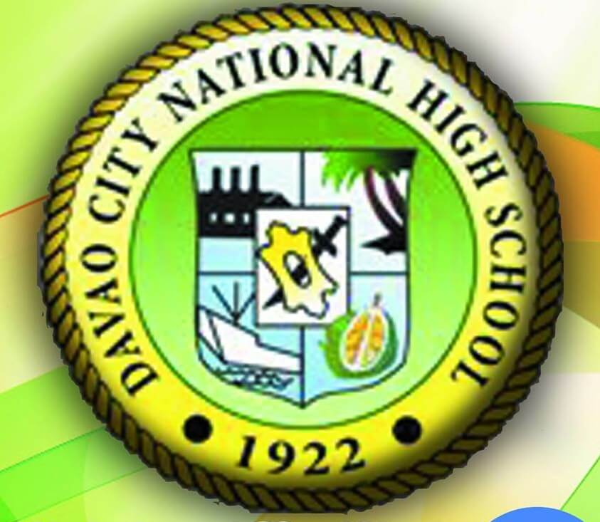Davao City National High School Logo