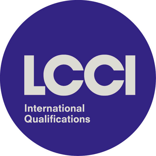 Pearson-LCCI (London of Chamber and Commerce and Industry) Logo
