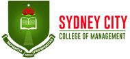 Sydney City College of Management Logo