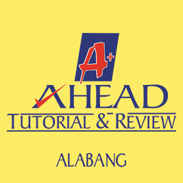 AHEAD Tutorial and Review - Alabang Logo