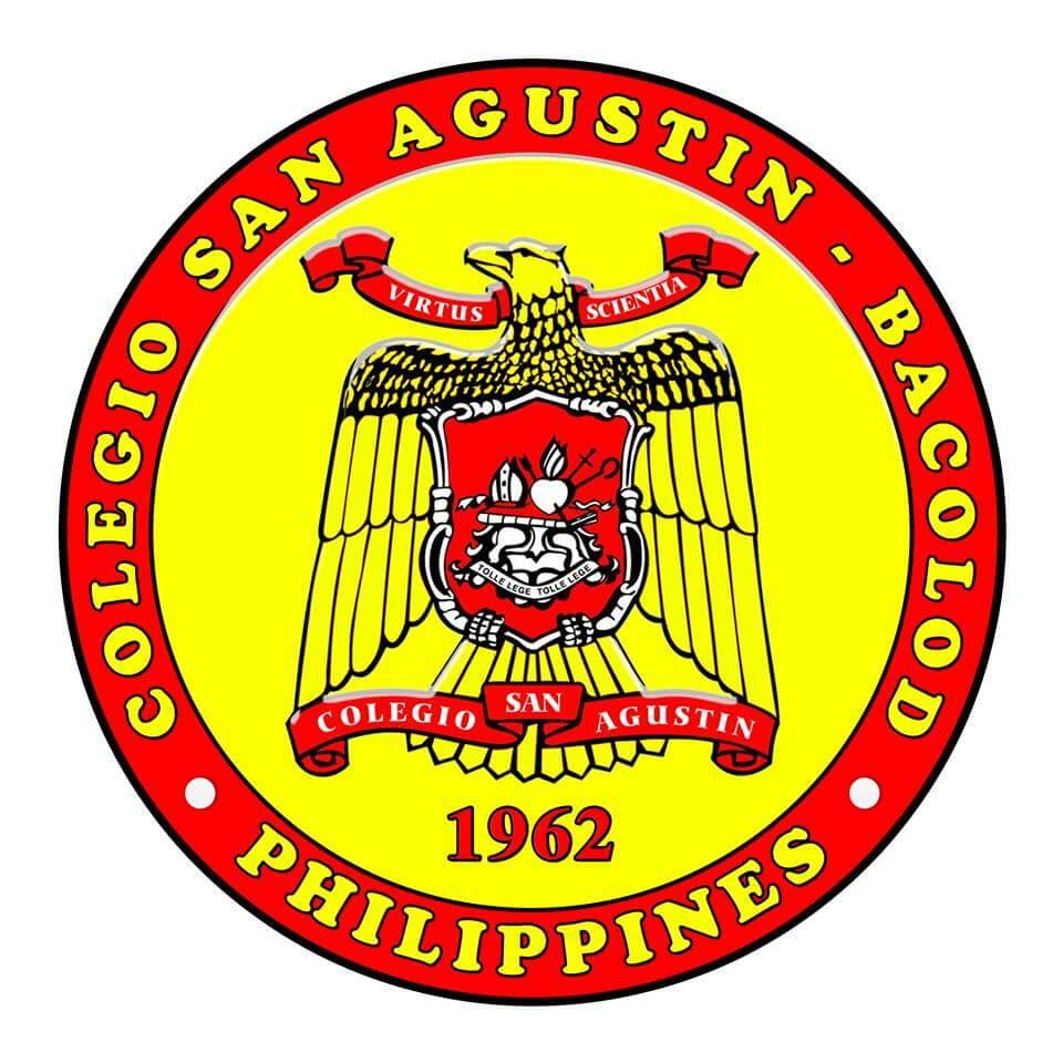 Colegio San Agustin – Bacolod Logo