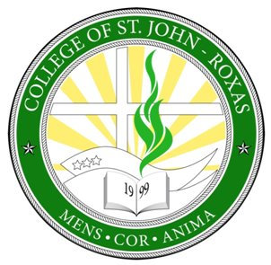 College of St. John - Roxas Logo