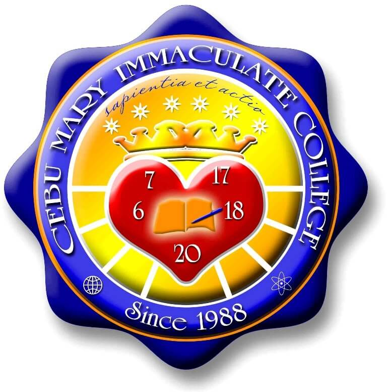 Cebu Mary Immaculate College Logo