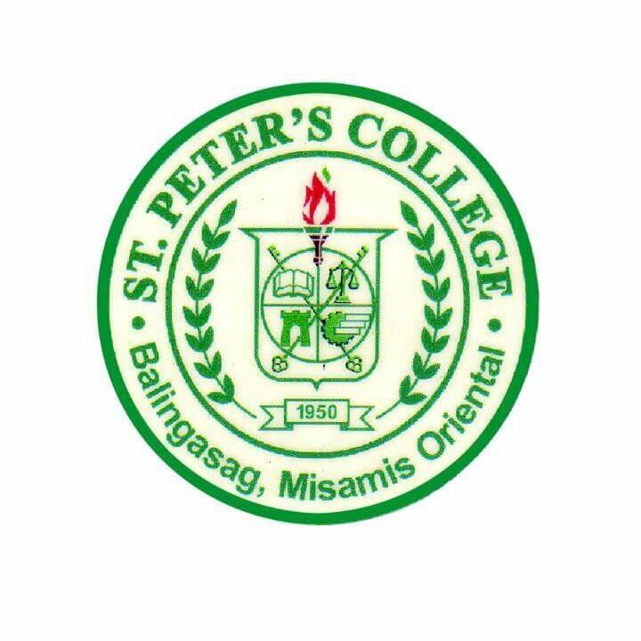 St. Peter's College of Misamis Oriental, Inc. Logo