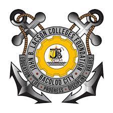 John B. Lacson Foundation Maritime University (Bacolod), Inc. Logo