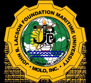 John B. Lacson Foundation Maritime University-Molo Logo