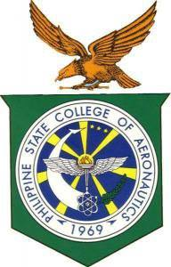 Philippine State College of Aeronautics – Mactan Campus Logo