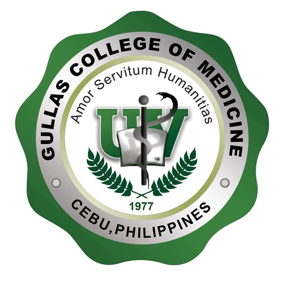University of the Visayas – Gullas College of Medicine Logo