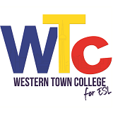 Western Town College for ESL Logo