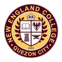 New england college quezon city logo