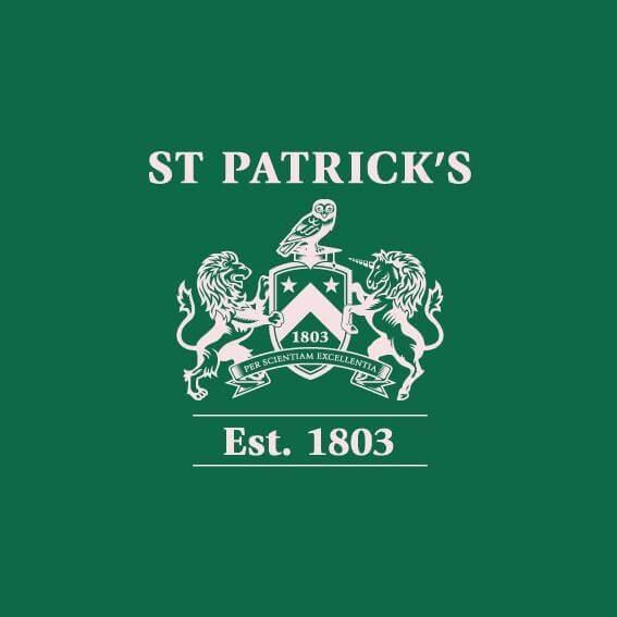 St. Patrick's College Logo