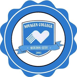 Novagen College of Quezon City Logo