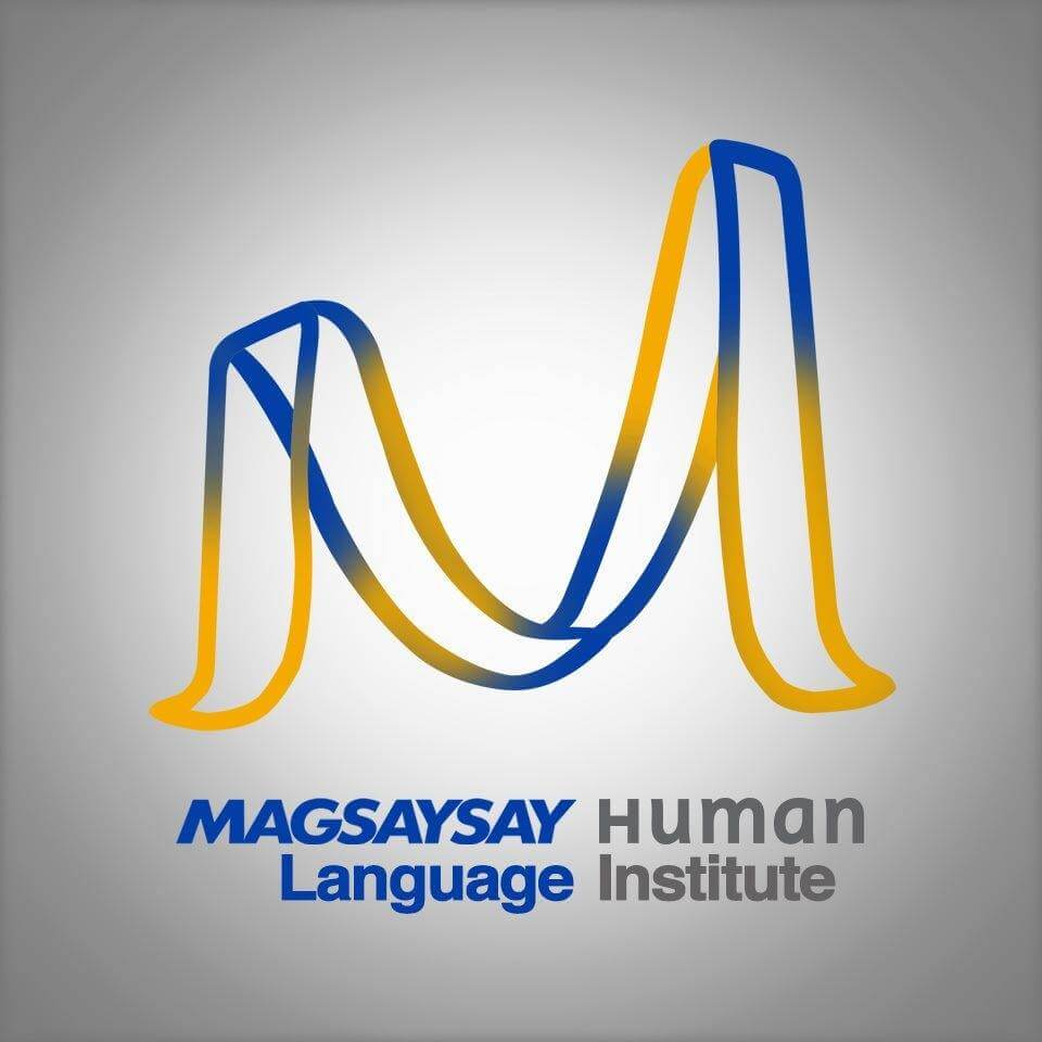 Magsaysay Human Language Institute Logo