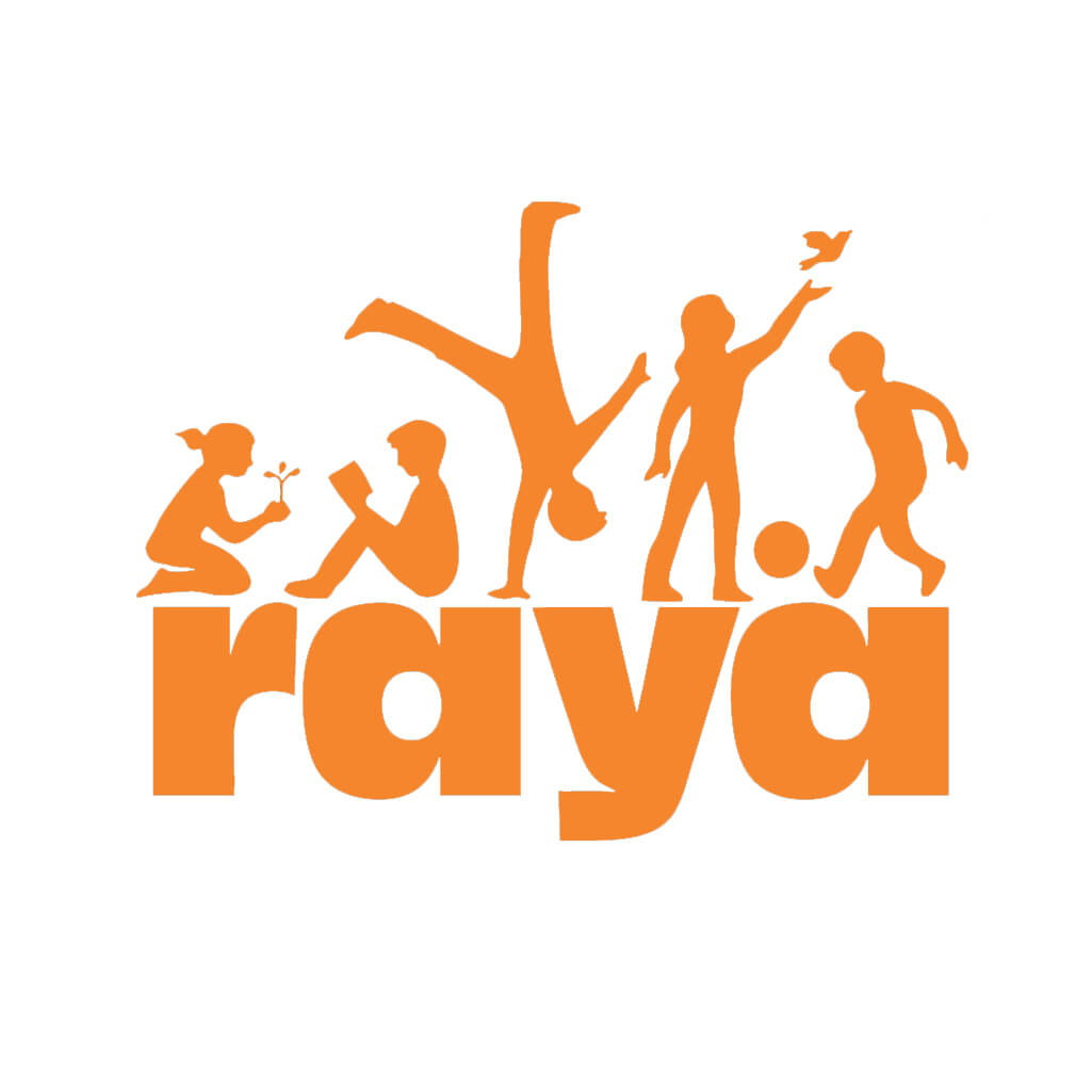 The Raya School  Logo