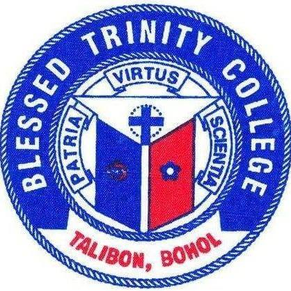 Blessed trinity college logo