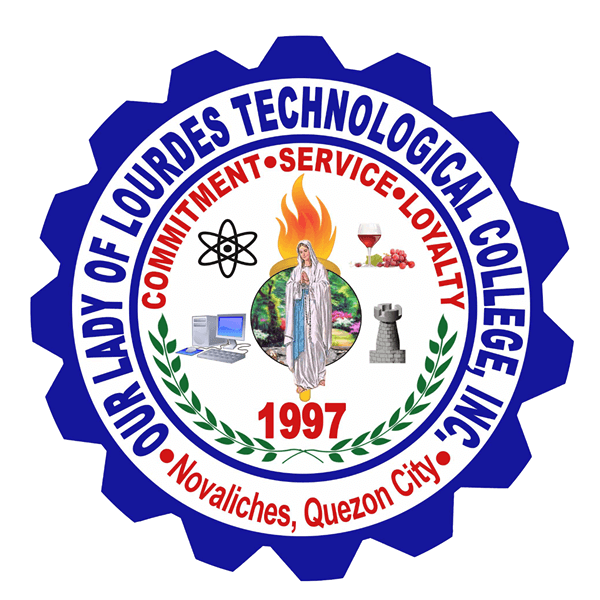 Our Lady of Lourdes Technological College Logo