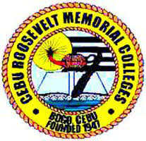 Cebu Roosevelt Memorial Colleges Logo